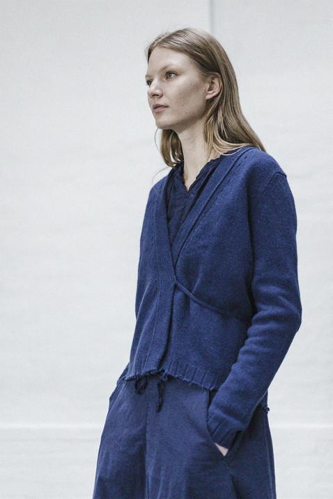 21400 - Cardigan Karen group 14 knit