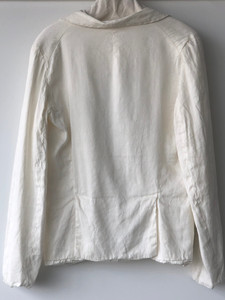 S20118 - Jacket Valburga (back) 65% LI + 35% SE Price : 575 $
