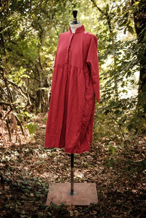 19166 - cotton dress Rita