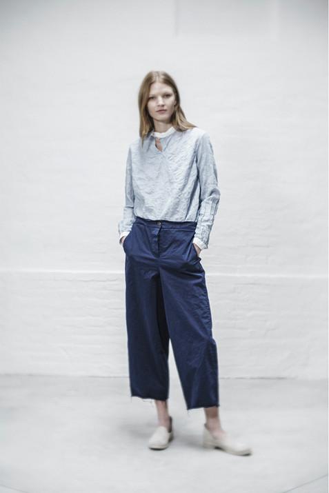 21363 - Shirt Stella group 12 stripes 21341 - Pants Teresa group 9 cotton stretch