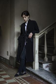19308 - Coat Catia 19374 - Shirt Cleo 19356 - Pants Phoebe