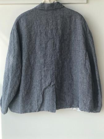 S20105 - Jacket Valeska (back) 100% LI Price : 521 $