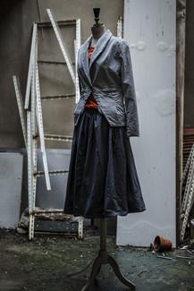 19319 - Jacket Vilma  19380 - T-shirt Theodora 19371 - Skirt Jenny