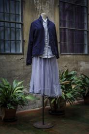19330 - Jacket Vivianne 19366 - Shirt Carmen 19381 - Skirt Jamie