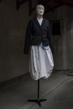 19330 - Jacket Vivianne  19370 - Shirt Clairette 19339 - Skirt Jocelyne