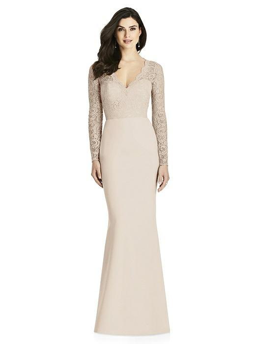 savvy dessy bridesmaids dress 2