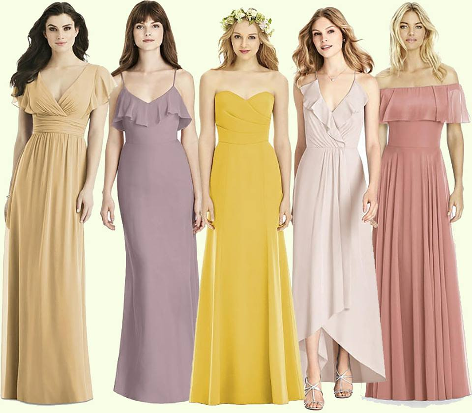 dessy bridesmaids savvy