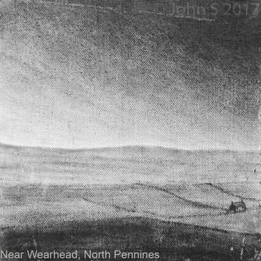 Near Wearhead, North Pennines