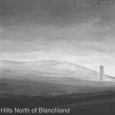 Hills North of Blanchland