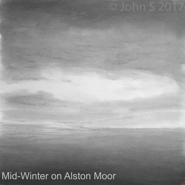 Mid-Winter on Alston Moor