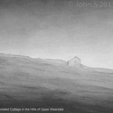 Isolated Cottage in the Hills of Upper Weardale