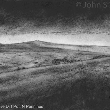 Hills above Dirt Pot, N Pennines