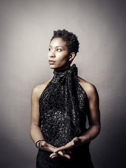 Faby Médina portrait par Jeff Ludovicus