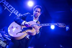 Yoan Fernandez en concert avec Faby Medina
