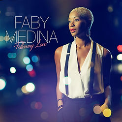 Faby Medina 1er Album Following Love.jpe