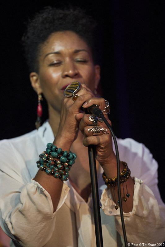 Faby Médina- Eaubonne Jazz Festival