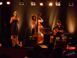 Faby Medina Trio Bossa Nova