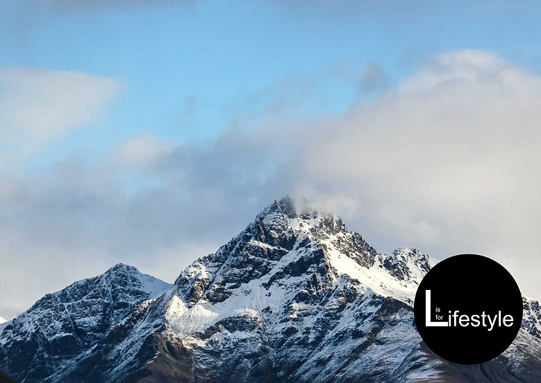 NZ - Breathtaking Landscape, Initial Print