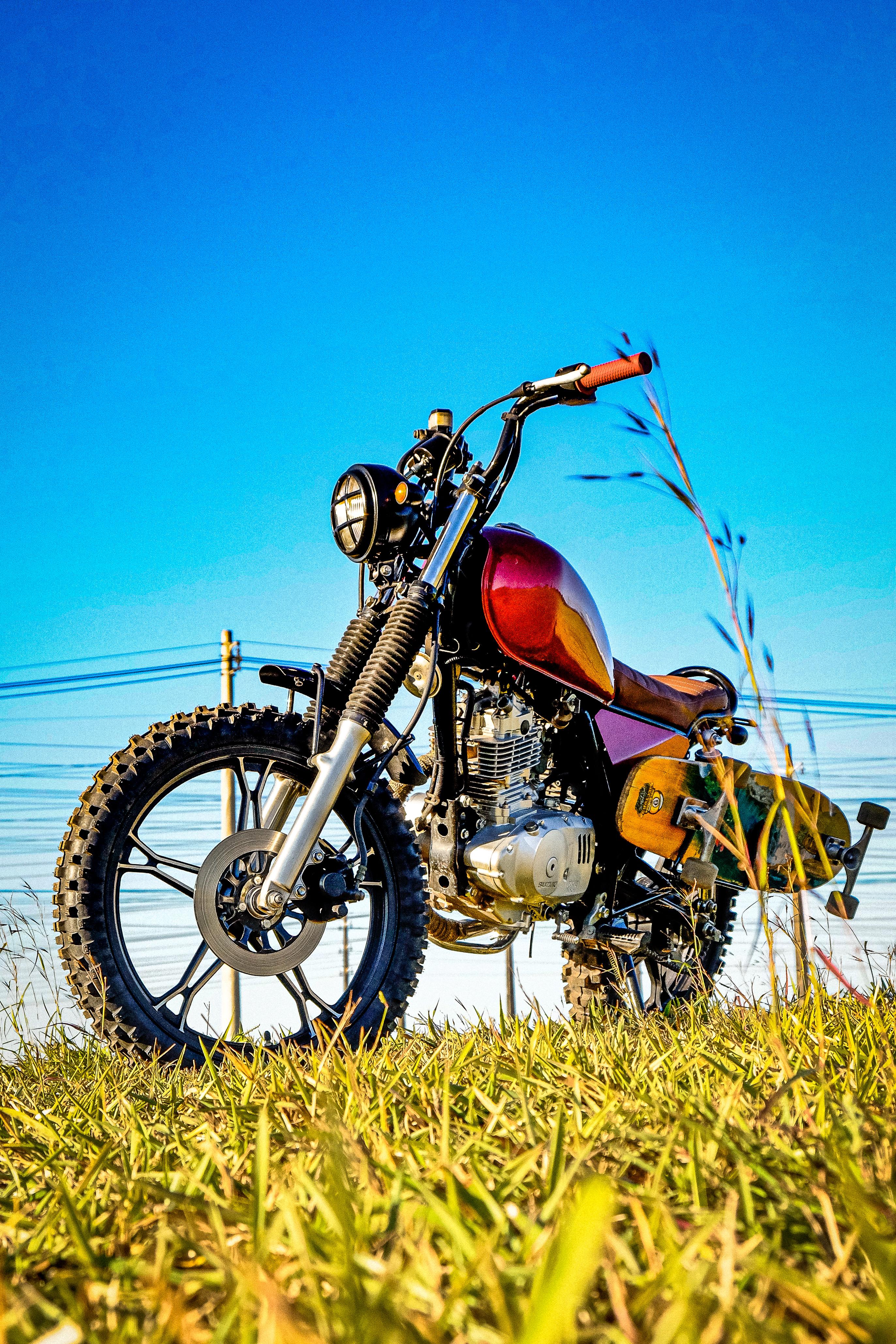 Intruder 125cc/Scrambler 2009 - 420