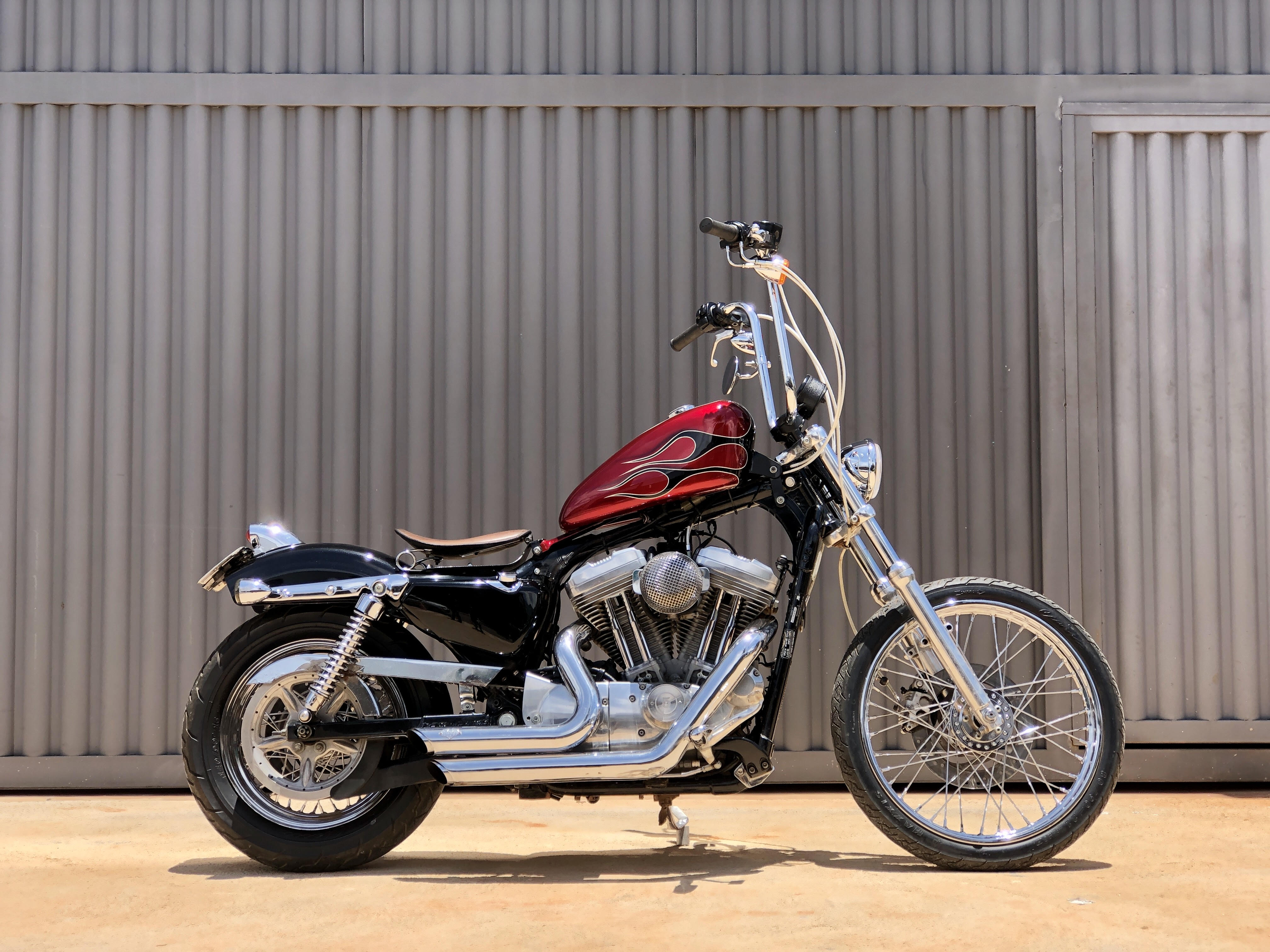 Sportster 2004 - Chopper