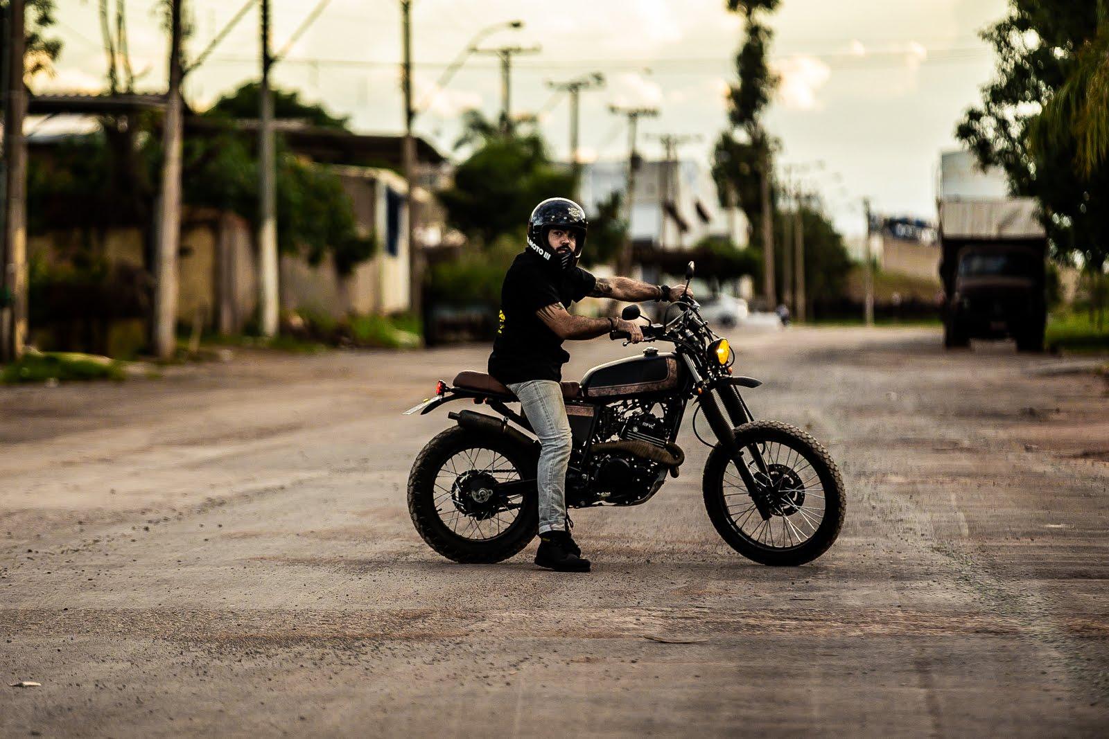 Honda Sahara - © bruno pinheiro