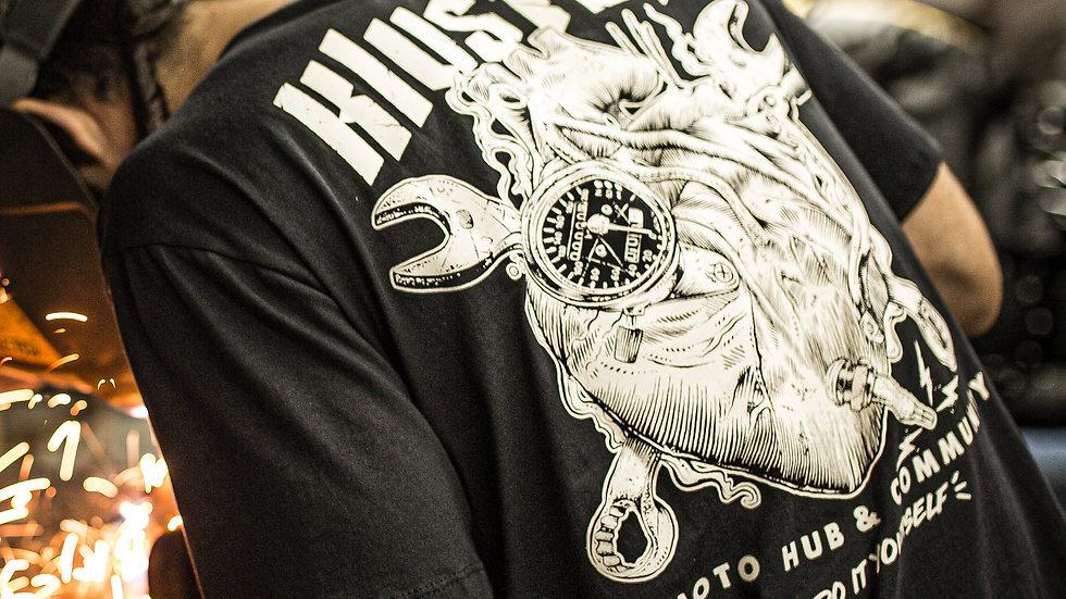 Camiseta - Coração