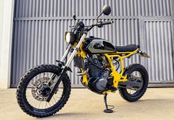 Freewind XF 650cc