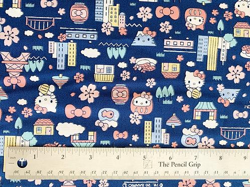 Hello Kitty Japanese Theme