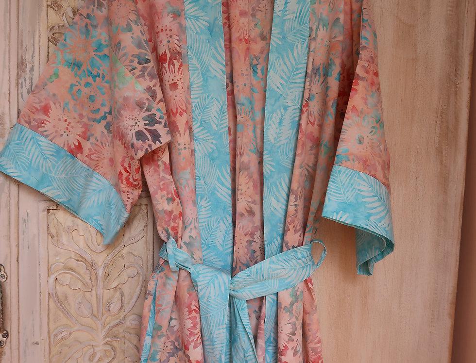 Artsy Kimono Robe  - XS