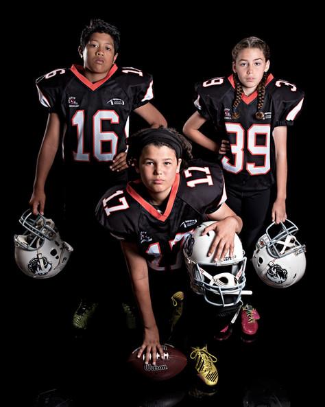 team sport photography