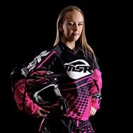 motocross portrait