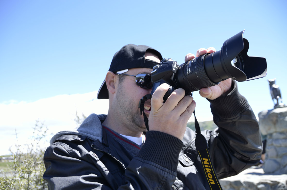 Dave photographer