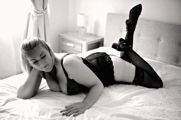 tasteful boudoir
