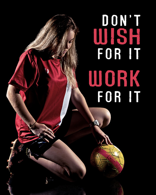 soccer inspirational quote