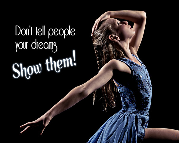 inspiration dance quote