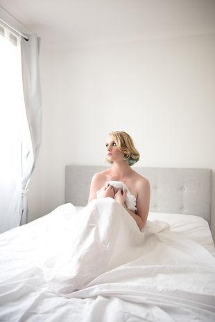nude boudoir