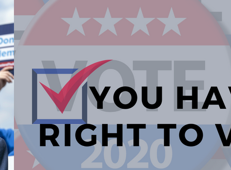 Election 2020:  VOTING INFORMATION FOR THE DMV