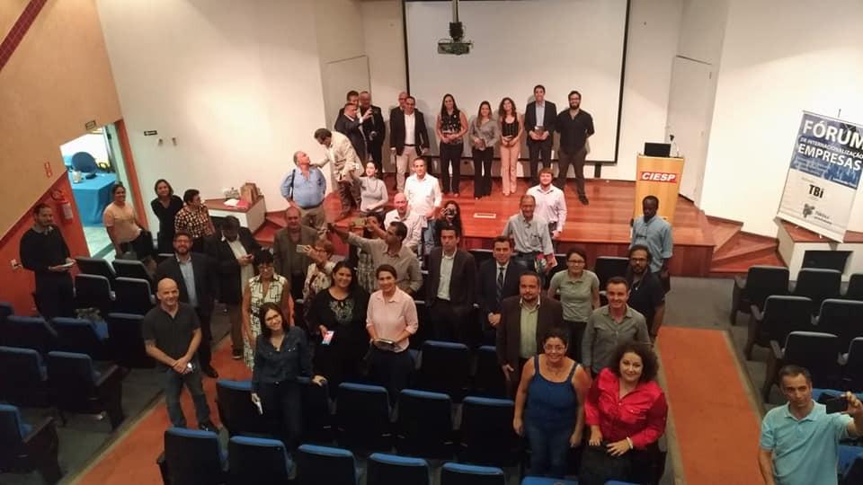 4º Fórum de Internacionalização de Empresas
