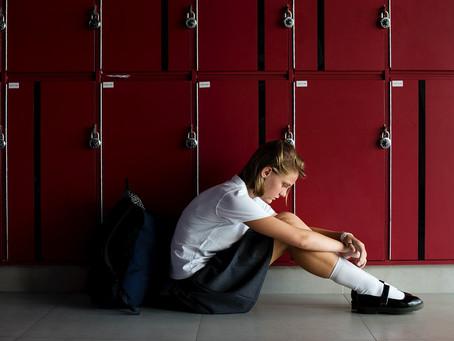 校園性霸凌