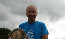 Plate winner Matthew