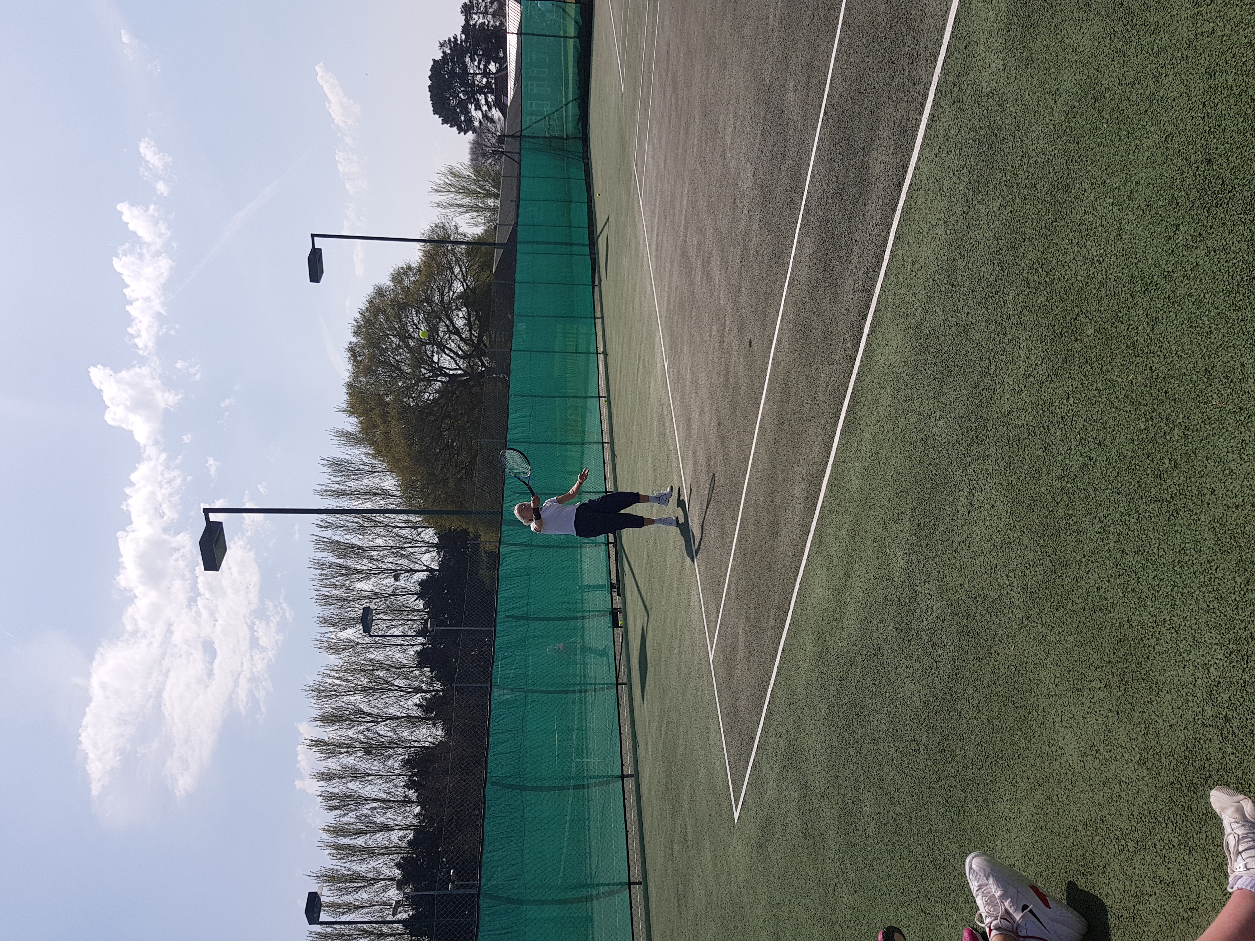 Gill serving