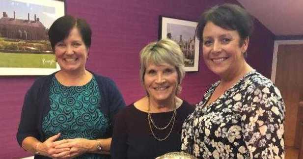 Paula, Sue & Barb
