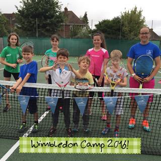 Wimbledon Camp 2016