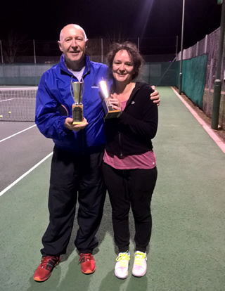 Moonlight winners 2017 Terry & Beth