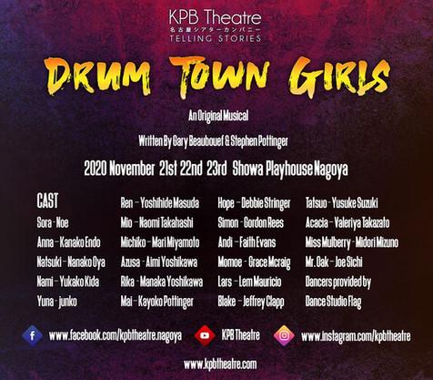 Drum Town Girls