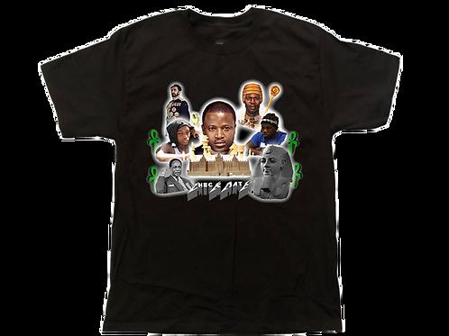 Black King Series T-Shirt