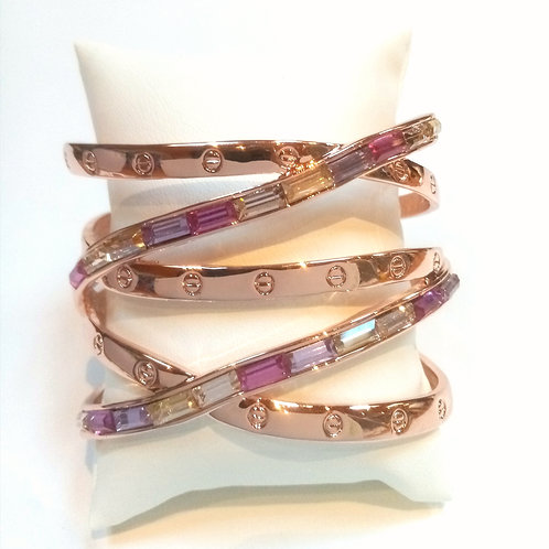 Layered Fashion Bracelet