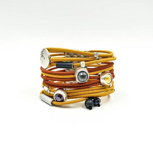 Layered Fashion Bracelet