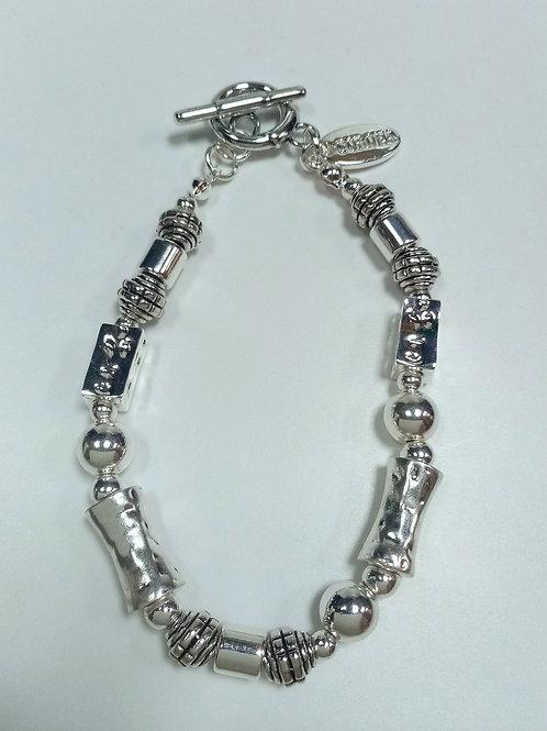 T-Bar Fashion Bracelet
