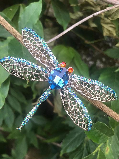 Dragonfly Brooch/ Pendant